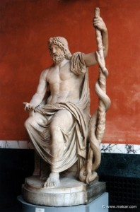 The Staff of Asclepius