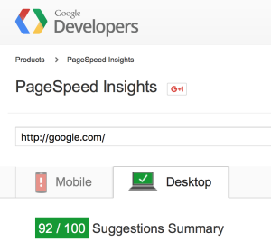 bustercreative improve SEO faster pages